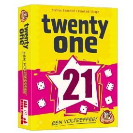 Spel Twenty One (21) White Goblin Games