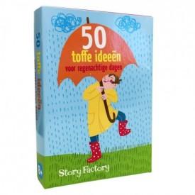 Spel 50 toffe ideeën voor regenachtige dagen Story Factory
