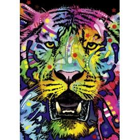 Puzzel 1000 stukjes Wild Tiger Heye