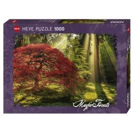Puzzel 1000 stukjes Magic Forest Guiding Light Heye