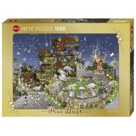 Puzzel 1000 stukjes Fairy Park Heye
