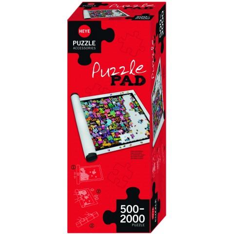 Puzzelrol Wit 500-2000 stukjes Heye