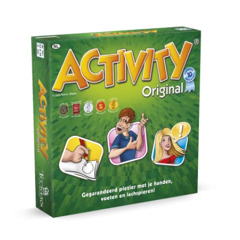 Spel Activity Tucker's Fun Factory