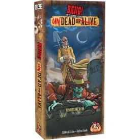 Spel Bang! Het Dobbelspel: Undead or Alive White Goblin Games