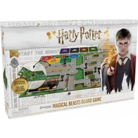 Spel Harry Potter - Magical Beasts Boardgame Goliath