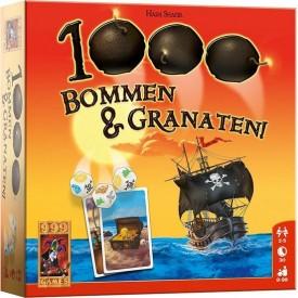 Spel 1000 Bommen & Granaten 999 Games