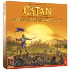 Spel Catan: De legende van de Veroveraars 999 Games