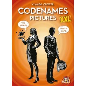 Spel Codenames: Pictures XXL White Goblin Games