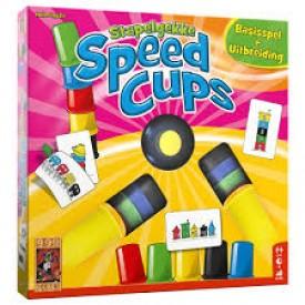 Spel Stapelgekke Speed Cups 6 Spelers 999 games