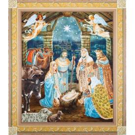Diamond Painting 85x100 Nativity Scene Diamond Dotz