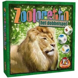 Spel Zooloretto: Het Dobbelspel White Goblin Games