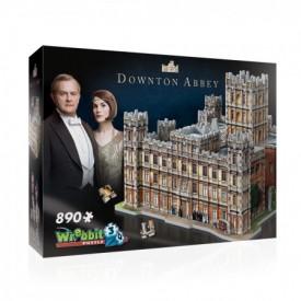 Puzzel 890 stukjes Wrebbit 3D Puzzle - Downton Abbey Wrebbit