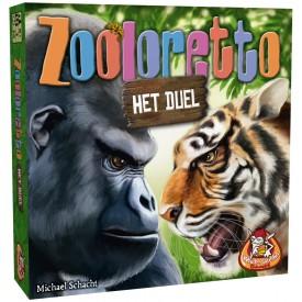 Spel Zooloretto: Het Duel White Goblin Games