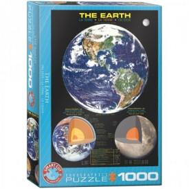 Puzzel 350 stukjes Earth Day Cobble Hill