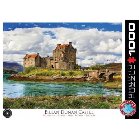 Puzzel 1000 stukjes Eilean Donan Castle - Scotland Eurographics
