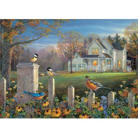 Puzzel 1000 stukjes Evening Birds Cobble Hill
