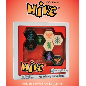 Spel Hive Tucker's Fun Factory