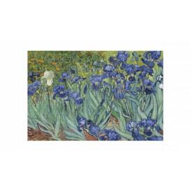 Puzzel 150 stukjes Micropuzzel Irises Londji