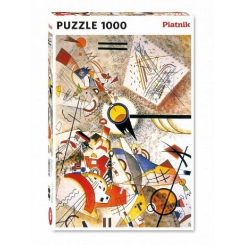 Puzzel 1000 stukjes Museum Collection Kandinsky Clementoni
