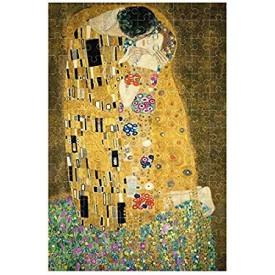 Puzzel 150 stukjes Micropuzzel The Kiss - Gustav Klim Londji