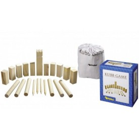 Spel Kubb Game - Grenen Philos