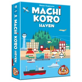 Spel Machi Koro: Haven White Goblin Games
