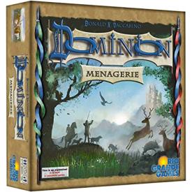 Spel Dominion: Menagerie 999 Games
