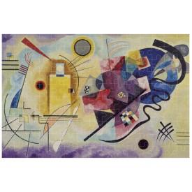 Puzzel 150 stukjes Micropuzzel Kandinsky- Contemporary Art Londji