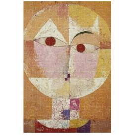Puzzel 150 stukjes Micropuzzel Senecio Paul Klee - Contemporary Art Londji