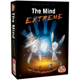 Spel The Mind Extreme White Goblin Games