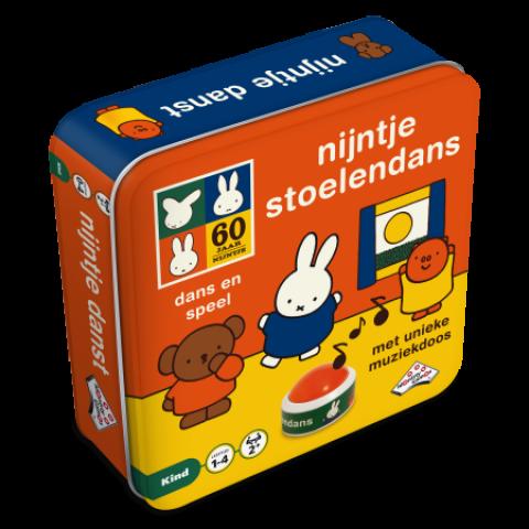 Spel Nijntje Stoelendans Identity Games