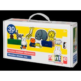 Spel Nijntje Blokken Dierentuin Bambolino Toys