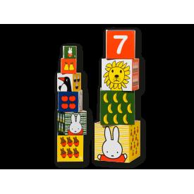 Spel Nijntje Stapelkubus Bambolino Toys