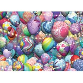 Puzzel 500 stukjes Party Balloons Cobble Hill