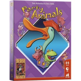 Spel Party Animals 999 Games