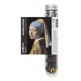 Puzzel 150 stukjes Micropuzzel - Pearl Earring Londji