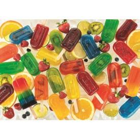 Puzzel 1000 stukjes Popsicles Cobble Hill