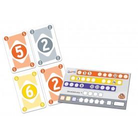 Spel Qwinto - Het Kaartspel White Goblin Games