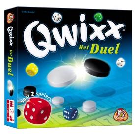 Spel Qwixx - Het Duel White Goblin Games