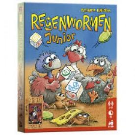 Spel Regenwormen Junior 999 Games