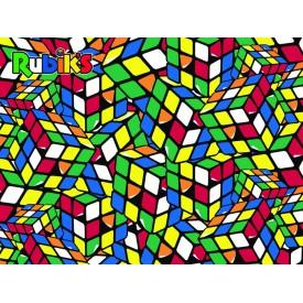Puzzel 500 stukjes 3D Image Puzzel - Rubiks Geeked Tucker's Fun Factory