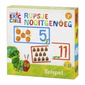 Spel Rupsje Nooitgenoeg Telspel Bambolino Toys