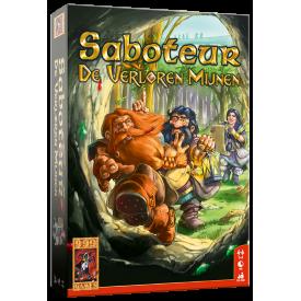 Spel Saboteur: De Verloren Mijnen 999 Games