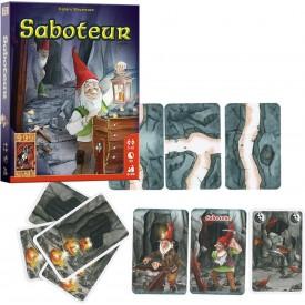 Spel Saboteur 999 Games