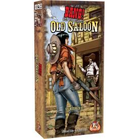 Spel Bang! Het Dobbelspel: Old Saloon White Goblin Games
