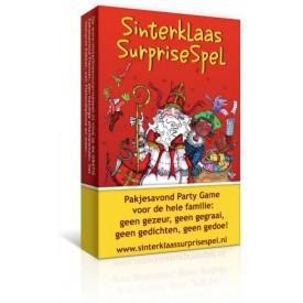 Spel Sinterklaas Surprisespel