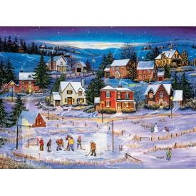 Puzzel 1000 stukjes Stars on Ice - Patricia Bourque Eurographics