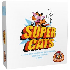 Spel Supercats White Goblin Games