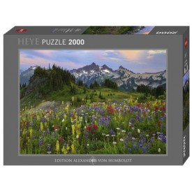 Puzzel 2000 stukjes Tatoosh Mountain Heye