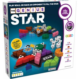 Spel The Genius Star The Happy Puzzle Company